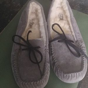 UGG grey Slippers